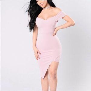 "EUC Fashion Nova ""Do or Die"" dress size Small"